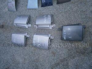 Дефендер крыла на Nissan Note ZE11, E11, NE11