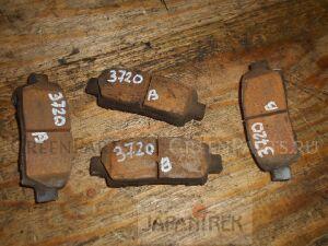 Тормозные колодки на Toyota Mark II GX90