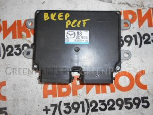 Блок управления двигателем на Mazda Axela BKEP LF-DE 4743
