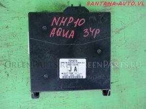 Электронный блок на Toyota Aqua NHP10 1NZ-FXE 89221-52340