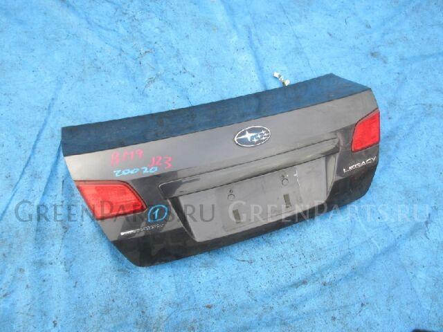Крышка багажника на Subaru Legacy BM9 20070