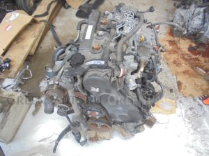 Двигатель на Toyota Hiace KDH206 1KD