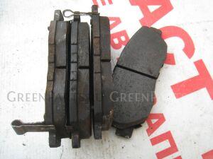 Тормозные колодки на Honda CR-V RD1 B20B