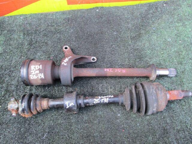Привод на Honda CR-V RD1 B20B 1MOD