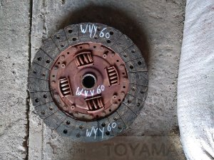 Диск сцепления на Nissan Safari WYY60
