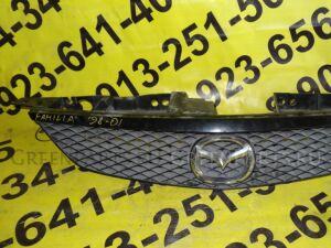 Решетка радиатора на Mazda Familia S-wagon BJ3W/BJ5W