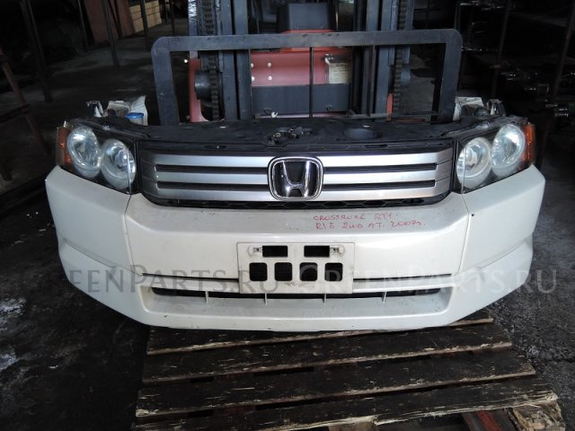 Nose cut на Honda Crossroad RT2