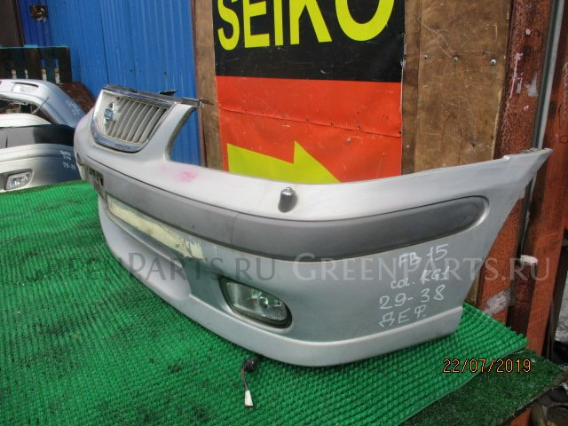 Бампер на Nissan Sunny FB15 QG15/QG18 1MOD