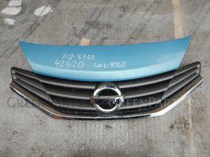 Решетка радиатора на Nissan Note E12 HR12 045761