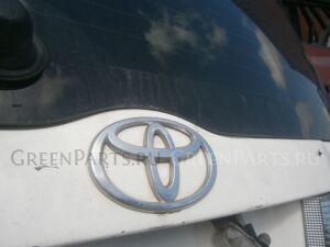 Эмблема на Toyota Succeed