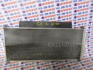 Радиатор кондиционера на Honda Fit GE6 L13A 1046056