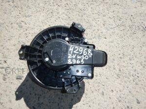 Мотор печки на Toyota Prius ZVW30 2ZR 5238969