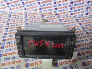 Магнитофон на Mitsubishi Outlander CW5W 4B12 0024587