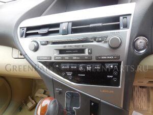 Магнитофон на Lexus RX350 GGL10, GGL15, GGL16, GYL10, GYL15, GYL16 2GRFE