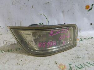 Туманка на Toyota Opa ZCT10 632
