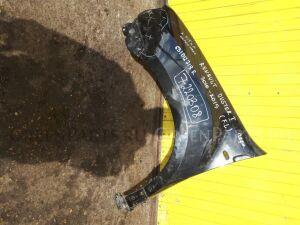Крыло на Renault Duster 1