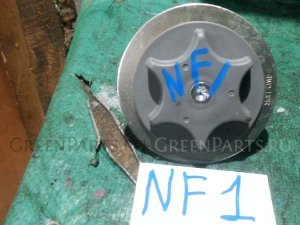 Крепление запаски на Nissan Juke YF15, NF15, Y15 MR16DDT