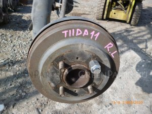 Ступица на Nissan Tiida C11