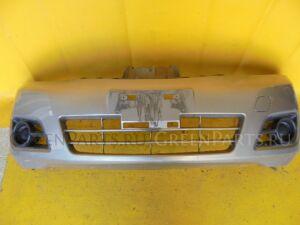 Бампер на Nissan Note E11 2model