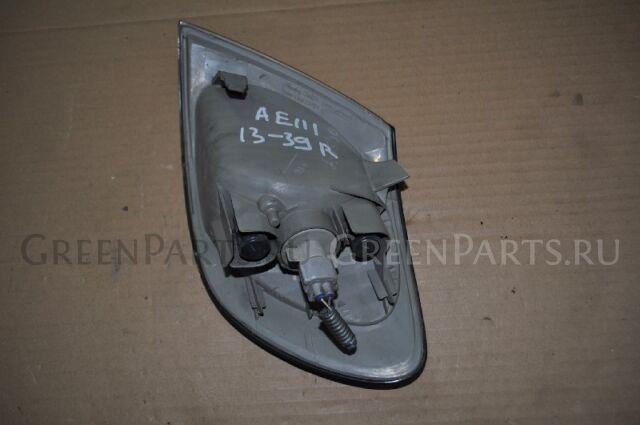 Габарит на Toyota Spacio AE111