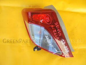 Стоп на Toyota Vitz NSP135 52228