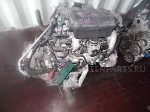Двигатель на Suzuki Wagon R Solio MA34S M13A 1922380
