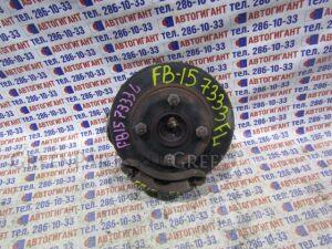 Тормозной диск на Nissan Sunny FB15 QG15-DE 337333