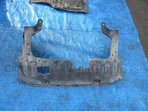 Защита двигателя на Honda Fit GD3