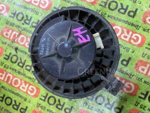 Мотор печки на Nissan Note E11 HR15