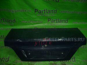 Крышка багажника на Daewoo Nexia KLETN A15SMS N150