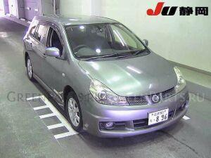 Ветровик на Nissan Wingroad Y12 HR15