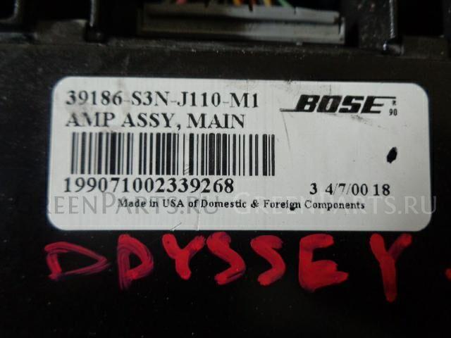 Электронный блок на Honda Odyssey J30A 39186-S3N-J110-M1