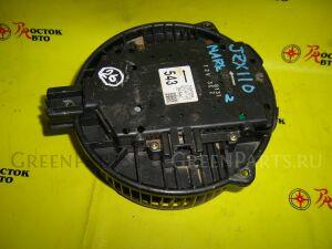 Мотор печки на Toyota Mark II JZX110 1JZ-FSE