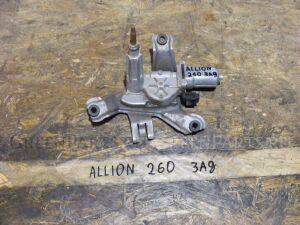 Мотор дворников на Toyota Allion ZRT260
