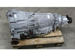Кпп автоматическая на Audi Q7 4LB BHK 3.6 FSI 09L 6HP19 6AT