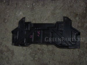 Защита двигателя на Nissan Skyline V35