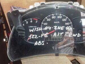 Спидометр на Toyota Wish ZNE10 1ZZFE A-T