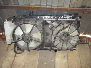 Радиатор основной на Honda Airwave GJ1 20215-444
