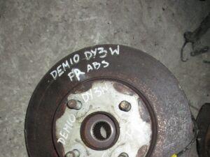 Ступица на Mazda Demio DY3W