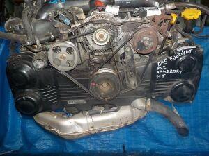 Двигатель на Subaru Legacy BP5 EJ20T B928054