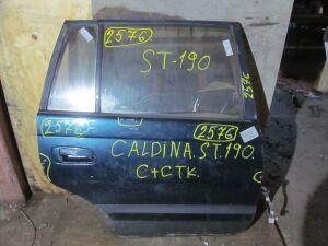 Дверь на Toyota Caldina ST190