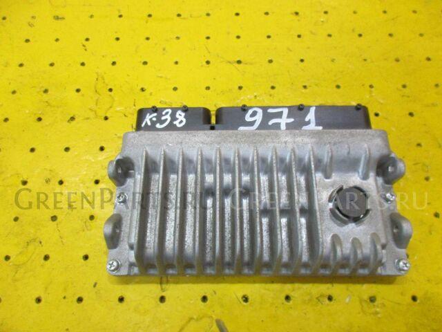 Блок управления efi на Toyota Corolla Fielder NKE165 1NZ-FXE