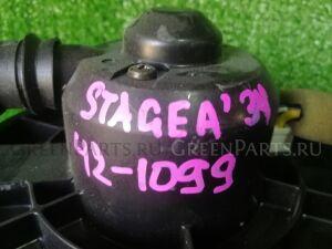 Мотор печки на Nissan Stagea WGC34 RB25