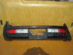 Бампер на Nissan Cube YZ11