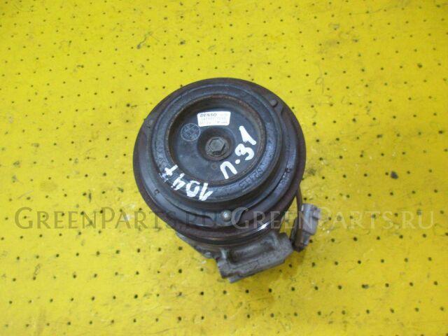 Компрессор кондиционера на Toyota Land Cruiser Prado TRJ150 2TR-FE