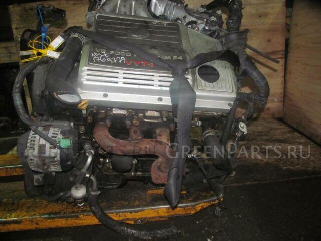 Двигатель на Toyota Highlander MCU25 1MZ-FE 1769779
