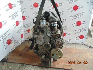 Двигатель на Honda Fit GD1 L13A 62