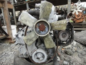 Двигатель 3kb1 isuzu