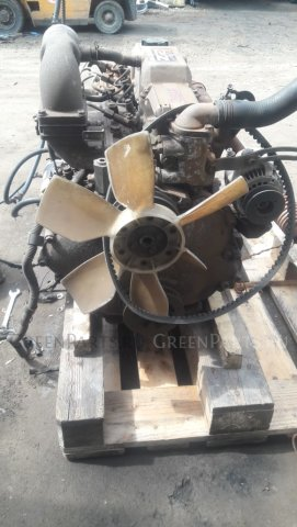 Двигатель 2z TOYOTA