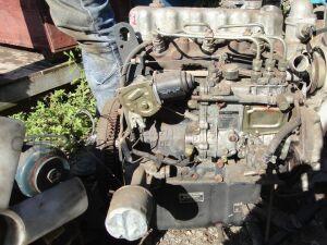 Двигатель e3af1 iseki